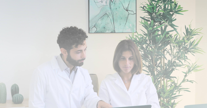 Massimo Castellucci e Costanza Novara oculisti Palermo
